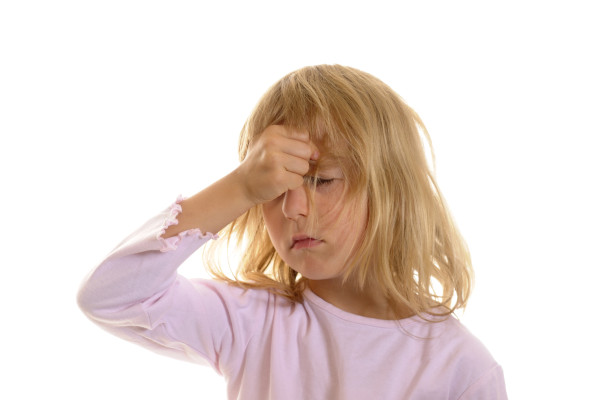 Kopfschmerzen Kinder